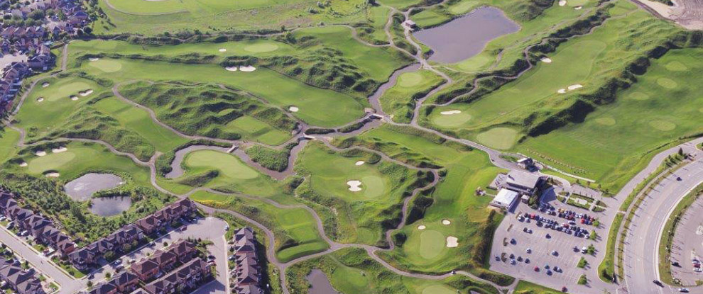 Turnberry Golf Course and the surrounding development - all developed by York Major Holdings