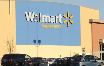 Walmart Supercentre - A York Major Holdings Development